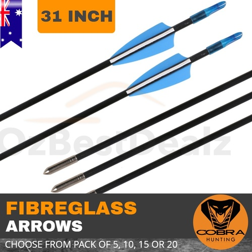 Fibreglass Arrows