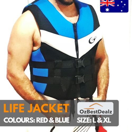 Jetski and Watersport Life Jacket