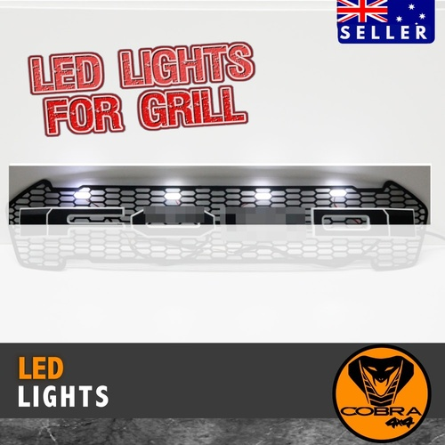 LED Light Add-on for raptor style grill FITS Ranger 2015-2017