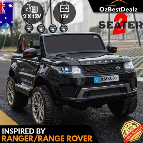 RANGE ROVER RANGER inspired Sports Kids Ride On Car