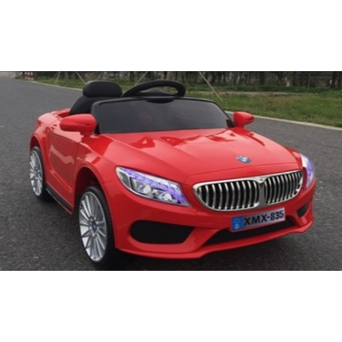 MERCEDES U0026 BMW Style BLACK Sports Kids Ride On Car [Car Style: BMW]
