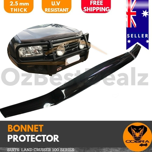 Bonnet Protector suitable for TOYOTA LAND CRUISER 100 SERIES 1998-2007