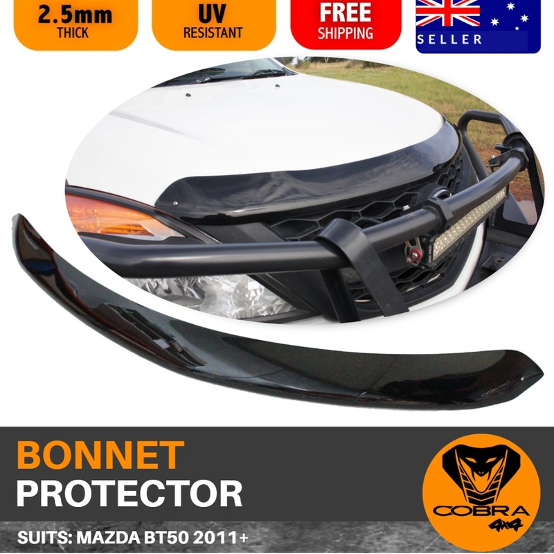 BONNET PROTECTOR SUITS MAZDA BT50 2011 - 2018