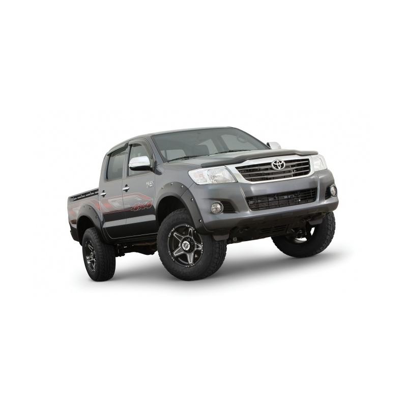 Pocket Style Flares suitable for Toyota Hilux 2012-2015