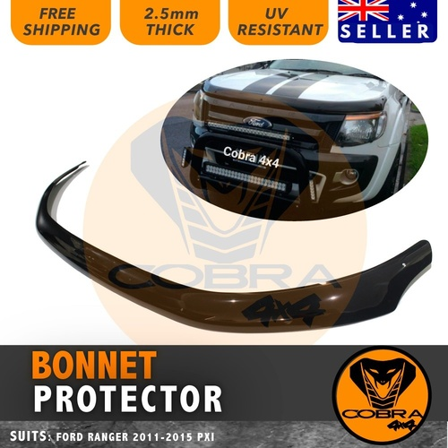 Bonnet Protector fits Ford Ranger PX1 2012 2013 2014 2015