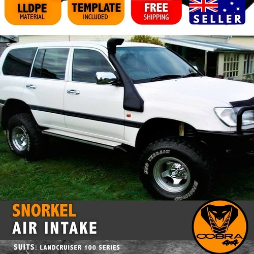 Snorkel suitable for 100 Series Toyota Land cruiser 1998-2005