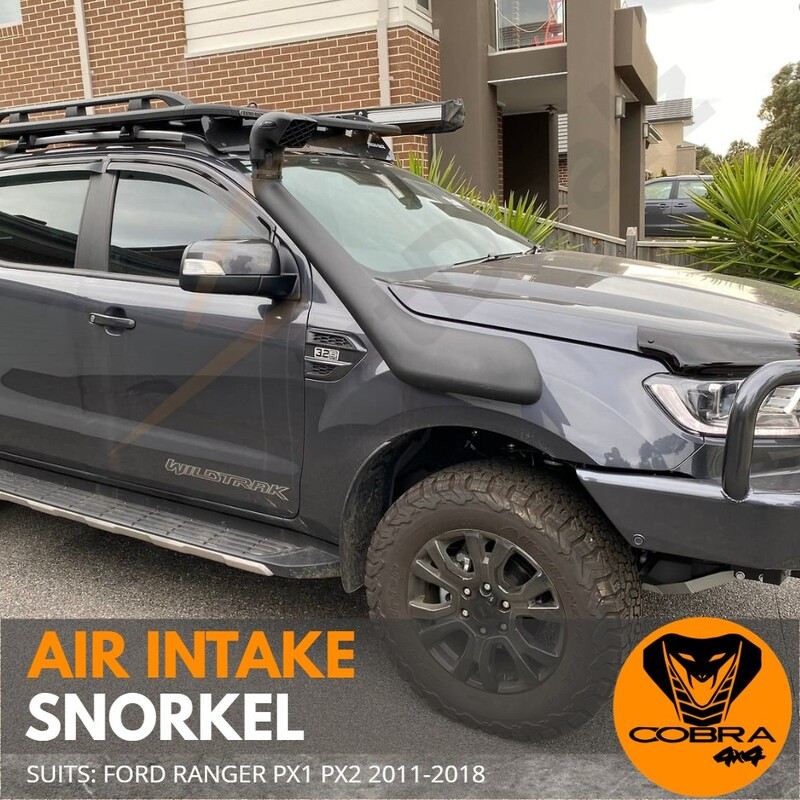 Snorkel Kit Fits Ford Ranger PX1 PX2 PX3 2011 - 2020 Air Intake 4WD